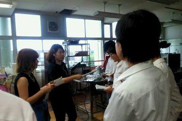ラジオ大阪が取材!「おでかけ玉ちゃん」