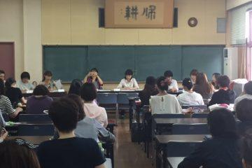 第3回 PTA実行委員会を開催しました。