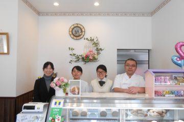 3月24日・25日限定!!農芸牛乳×パティスリーKAZU コラボプリン販売しています。
