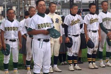 第99回全国高校野球選手権大会大阪大会に臨む