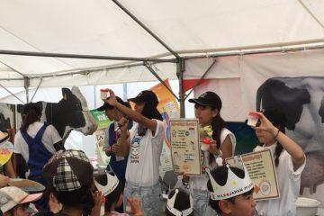 JA京都夏の感謝祭にて食農教育を実施しました。
