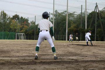 野球部マネージャー通信 第7号 ~秋の練習試合~
