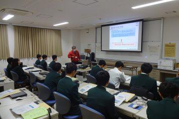 大阪府農業大学校見学会を行いました。