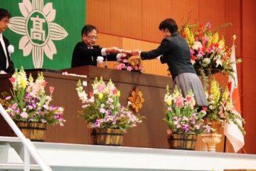 平成29年度 卒業証書授与式を行いました。