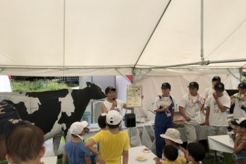 農芸FARM GIRLの活動が、「JS日本の学校」・大阪府きょういくニュースにて特集されています。