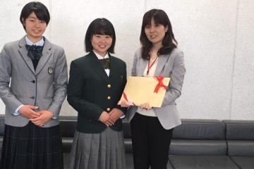 堺市教育委員会様へ食育DVDをお渡しさせていただきました。