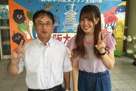 J:COMチャンネル大阪どきワク関西(生)に出演しました。