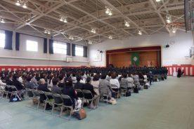 平成28年71期生ハイテク農芸科入学式