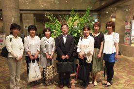 平成28年度 大阪府立実業高等学校PTA連合協議会総会に参加しました。