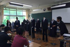 教職員向け制服勉強会を開催しました。