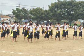 体育祭を開催しました。