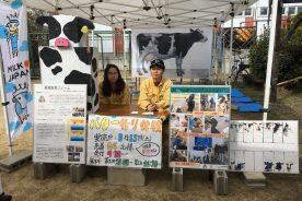 農芸牛乳と、KAZUコラボプリン完売御礼!!