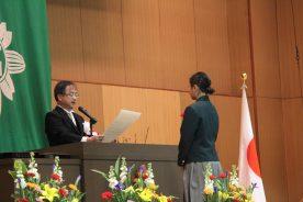 平成28年度卒業証書授与式を行いました。
