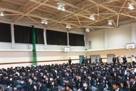 平成29年度 始業式を行いました。