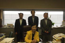 「大阪の食と農」座談会を行いました。