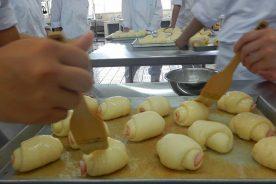 製菓、本日はパンなり!
