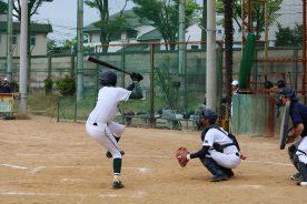 野球部マネージャー通信 第1号 ~練習試合を行いました!~