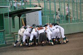 野球部マネージャー通信 第4号 ~夏の大会~