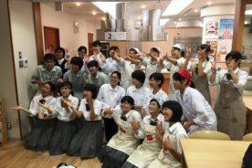 「第2回大阪農業クラブ高校生・企業コラボビジネスプレゼンテーションコンテスト」2次審査を行いました。