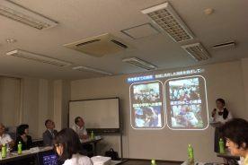 酪農教育ファーム近畿地域推進委員会にて活動報告を実施しました。