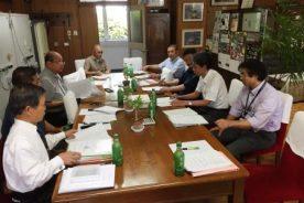 9月2日(土) 第1回創立百周年実行委員会を開催しました。