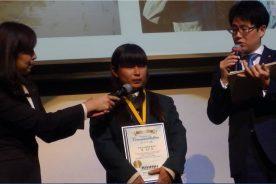第21回ボランティアスピリットアワードの関西コミュニティ賞を受賞しました。