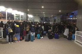 保護中: 北海道修学旅行について 1日目