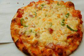 石窯のピザ!!