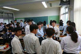 台湾の農業系高校との国際交流