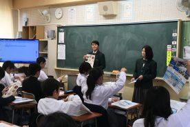 農芸FARM GIRL 活動通信VOL.6 出張食育授業の実施