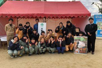 本年度も堺市農業祭に参加しました!!