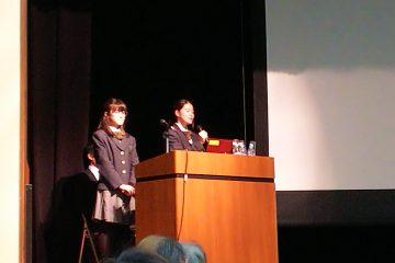大阪市西区保健協議会にて講演させていただきました。