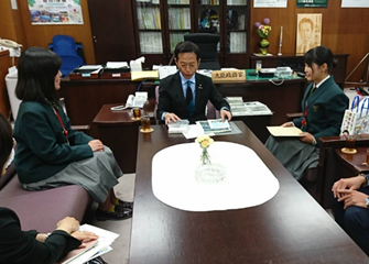 農林水産省及び、農研機構を訪問しました。