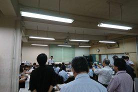 SPH事業 第1回運営指導委員会開催