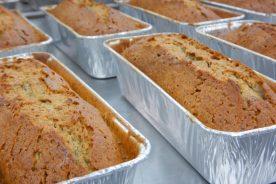 今週はパウンドケーキ!